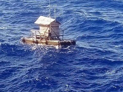 Teknik Survival Saat Hanyut di Lautan Seperti Aldi Life of Pi
