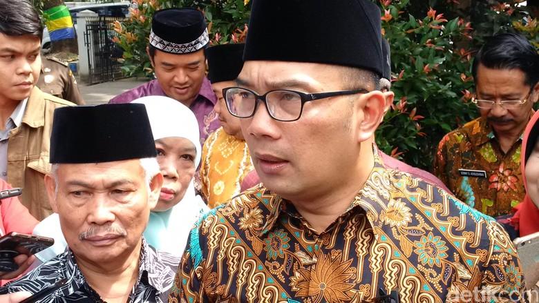 Sandiaga Minta Maaf, Ridwan Kamil: Saya Ini Sahabatnya