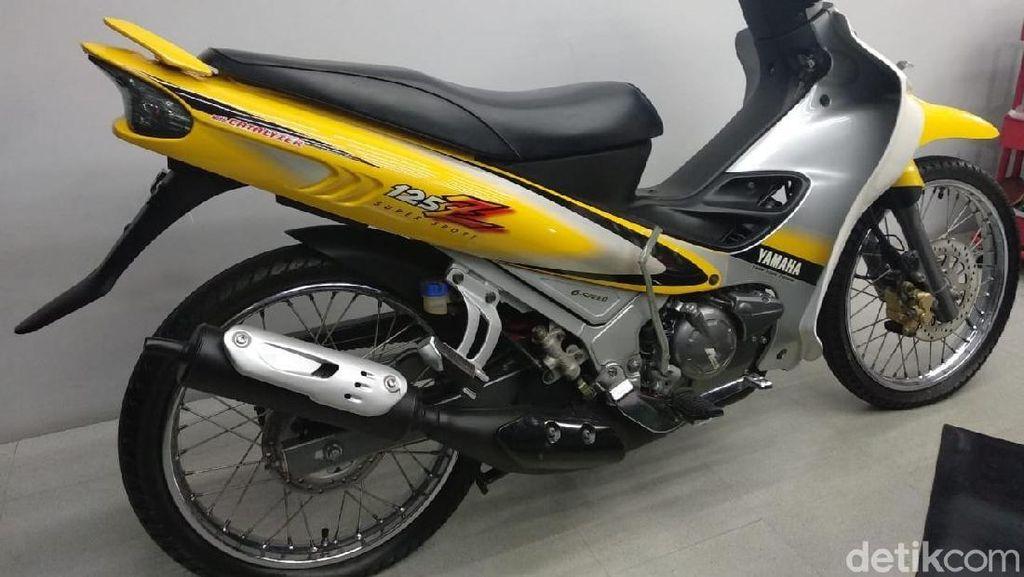 Alasan Yamaha 125Z Masih Banyak Dicari Orang