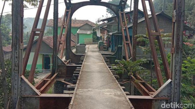 Begini Kondisi Jalur KA Bandung-Ciwidey yang Sudah Lama Mati