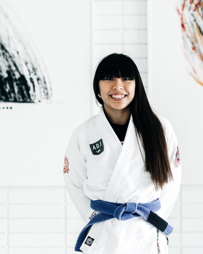 Lahir di Amerika Serikat, gadis berdarah Kamboja ini beberapa kali memenangkan kejuaran tingkat dunia. (Foto: Instagram/jessa.khan)