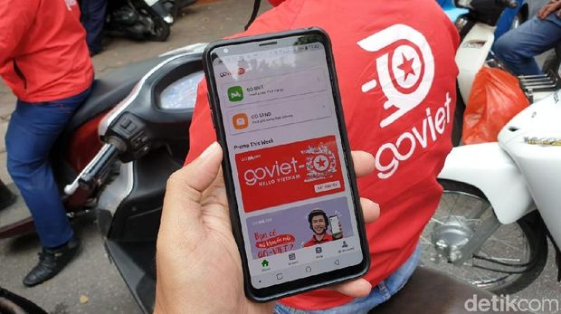 Aplikasi Go-Jek Tidak Terintegrasi dengan Go-Viet, Kenapa?