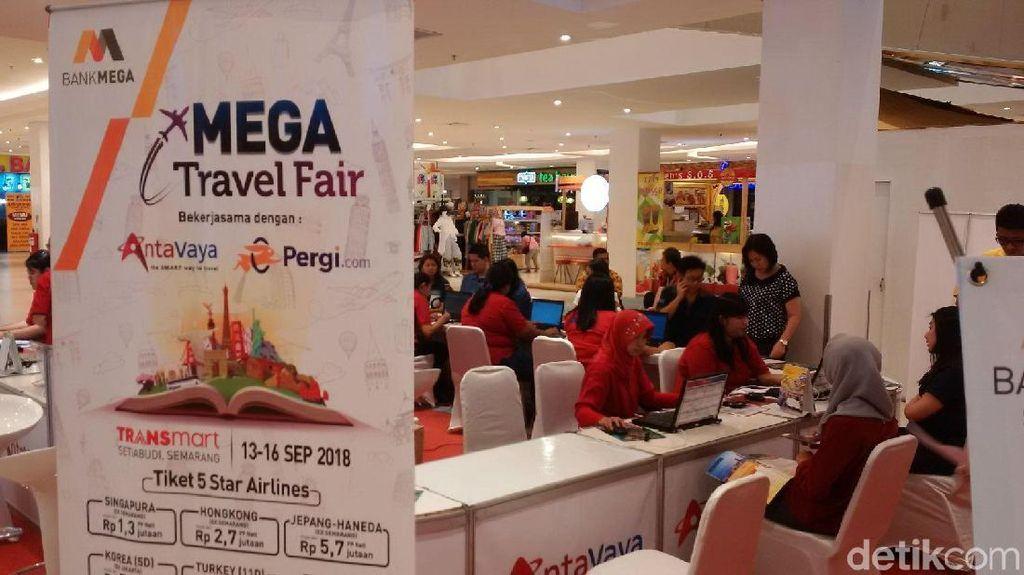Berburu Paket Wisata Muslim ke Jepang & Korea di Mega Travel Fair