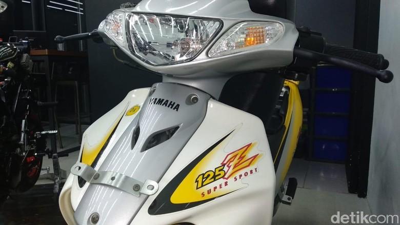 Yamaha 125Z (Foto: Luthfi Anshori)