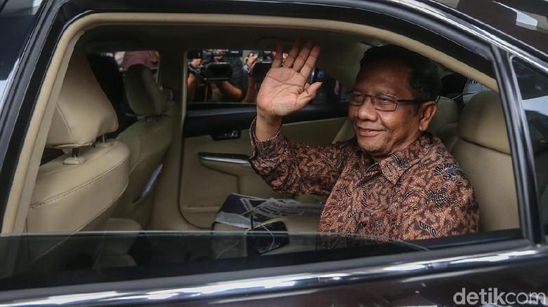 Mahfud Md: Kasus Rocky Gerung Mungkin Mengendap hingga Pemilu dan Hilang
