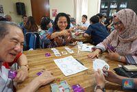 Michael Bambang Hartono Bermain Bridge