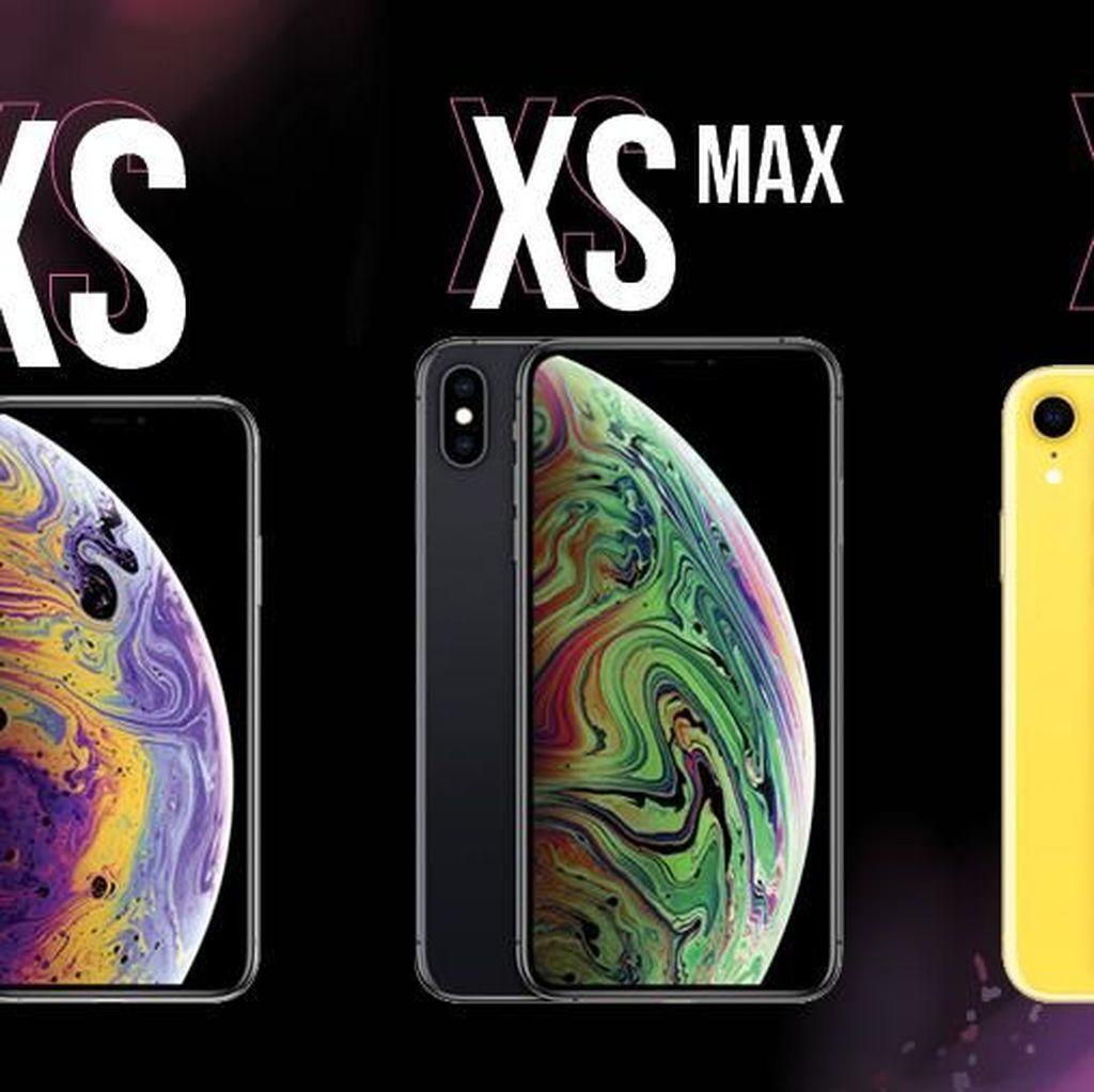 Trio iPhone Mungkinkan Dual SIM Bertumpuk, Contek Ponsel China?