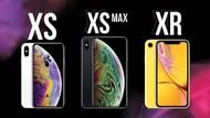 Harga dan Spek iPhone XS, XS Max, dan XR