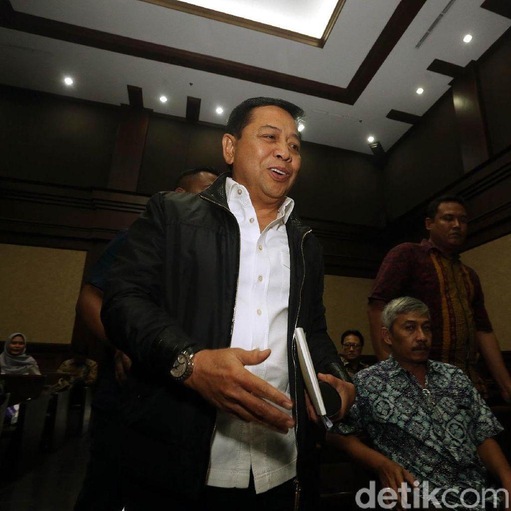 Selain Jual Rumah, Novanto Juga Sibuk Nagih Utang