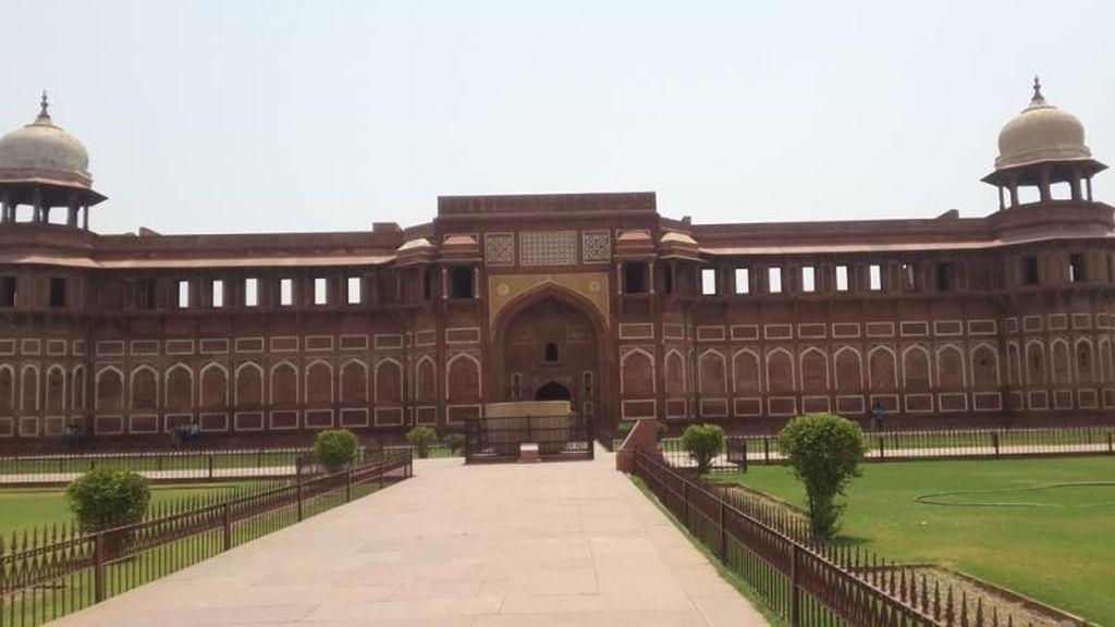 Benteng yang Jadi Saksi Kejayaan Islam di India