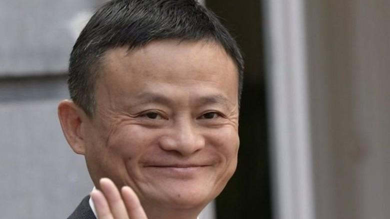 5 Hal tentang Jack Ma: Banyak Menyumbang dan Suka Kemewahan