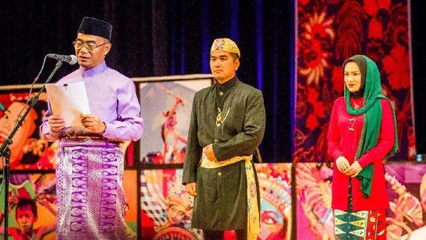 Mendikbud Buka Indonesia Cultural Festival 2018 di Baku Azerbaijan