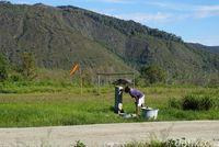 Keran air bersih di Kampung Irai (Masaul/detikTravel)