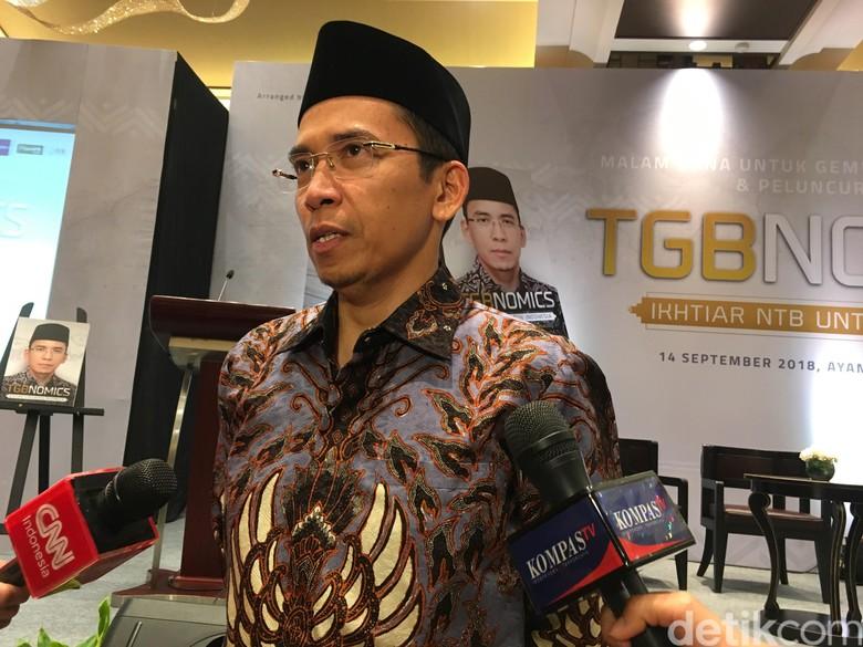 Wakil Rakyat Tilap Duit Bantuan Gempa, TGB: Tercela!