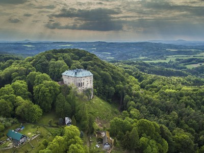 Gerbang Menuju Neraka Ada di Kastil Ini