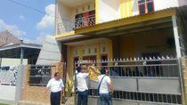 Disita, Rumah Rp 1 Miliar Milik Bandar Sabu yang sedang Huni Bui