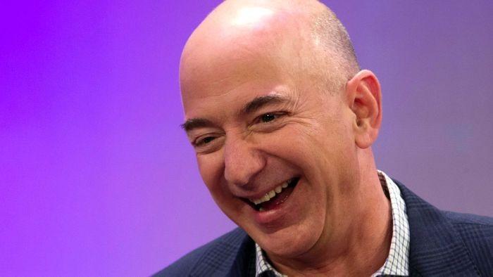 Boss Amazon Jeff Bezos Bentuk Yayasan Sosial Bernilai Rp 3T