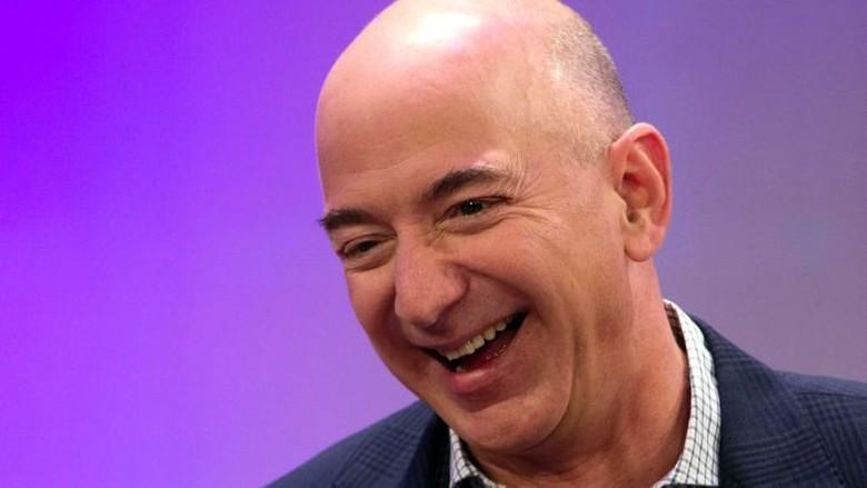 Boss Amazon Jeff Bezos Bentuk Yayasan Sosial Bernilai Rp 3 T