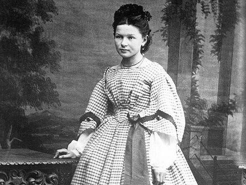 Pengemudi pertama di dunia wanita