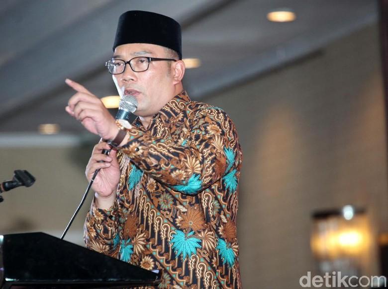 Hoax! Beredar Review Ridwan Kamil Setelah Nonton A Man Called Ahok Foto: Lamhot Aritonang