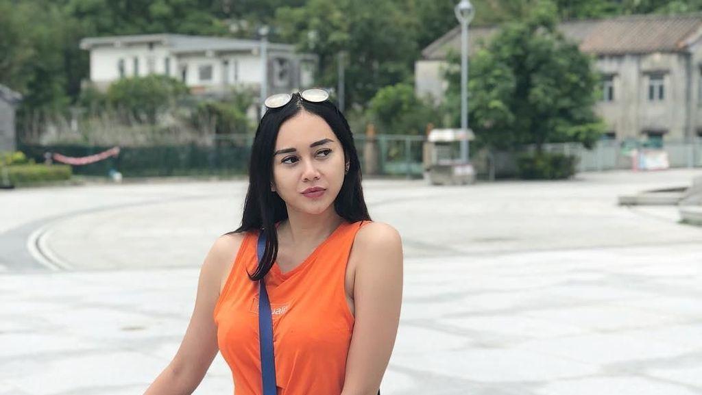 Foto: Intip Liburan Aura Kasih di Hong Kong