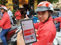 Mejajal Layanan Go-Jek Vietnam