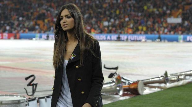 Sara Carbonero menikah dengan Iker Casillas pada 2016.