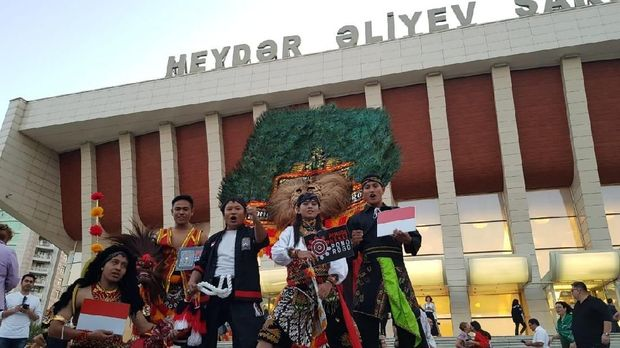 KBRI Azerbaijan Gelar Gala Dinner Pembukaan Acara ICF 2018