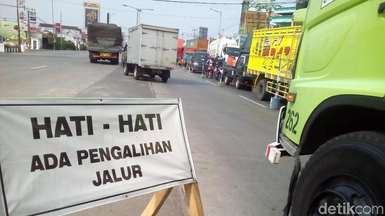 JPO Pasar Minggu dan Antasari Diperbaiki, Dishub Rekayasa Lalu Lintas