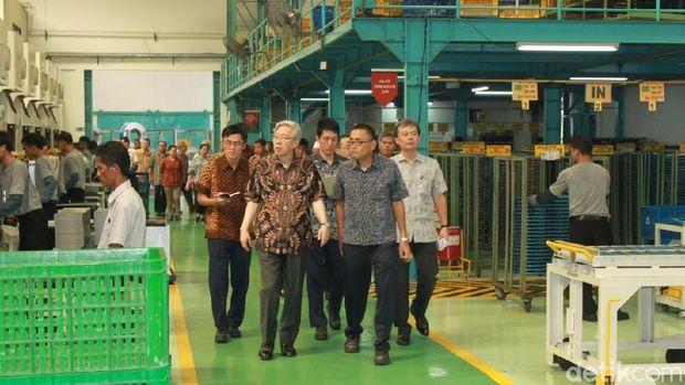 Pabrik Rinnai