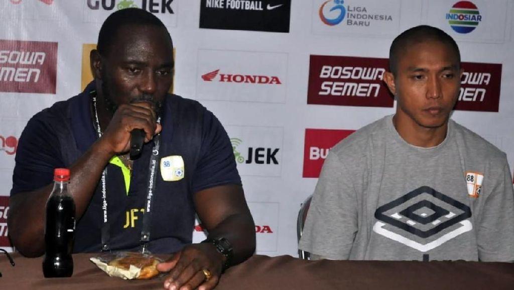 Target Juara Liga 1 2019 tapi Barito kok Melempem, Jacksen?