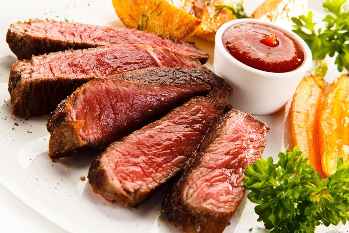 steak segíthet a fogyásban