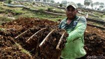 Jakarta Utara Krisis Lahan TPU
