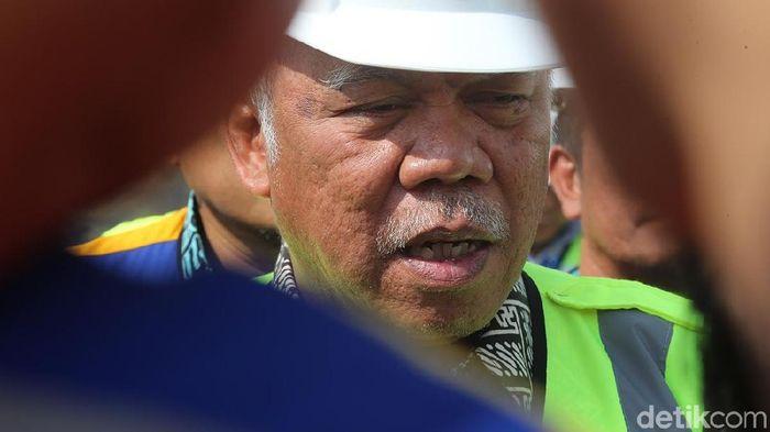 Menteri PUPR Basuki Hadimuljono/Foto: Ari Saputra