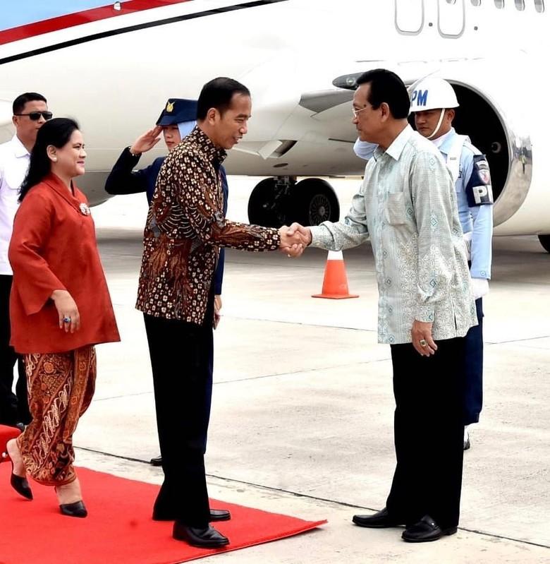 Tiba di Yogyakarta, Jokowi Hadiri Temu Nasional Perempuan Indonesia