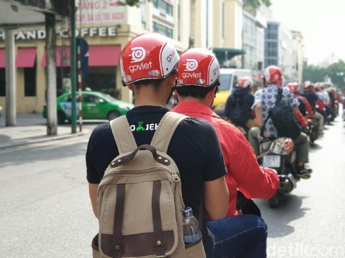 Menjajal Go-Viet, Go-Jek di Vietnam (Foto: Adi Fida Rahman/detikINET)