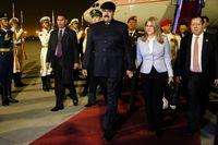 Presiden Venezuela Nicolas Maduro Tiba di China
