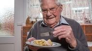 Ternyata Makanan Manis Jadi Rahasia Panjang Umur Pria 100 Tahun Ini