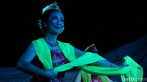 Menjaga Seni Tradisi, Penari Jepang Bawakan Tarian Lengger Banyumasan