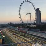 Intip Kesiapan Singapura Gelar Balapan F1