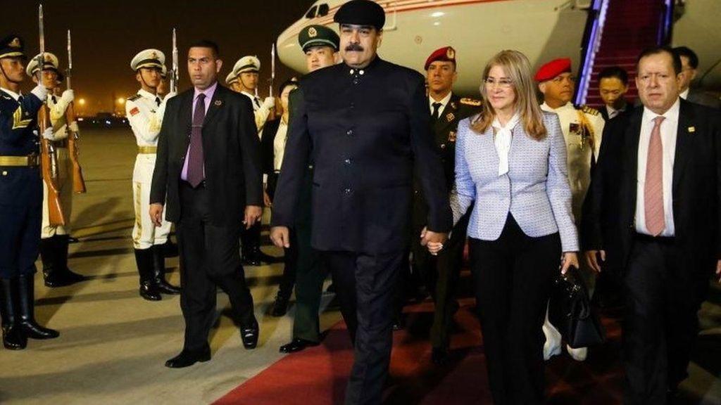 Venezuela Minta Bantuan China untuk Atasi Masalah Ekonomi