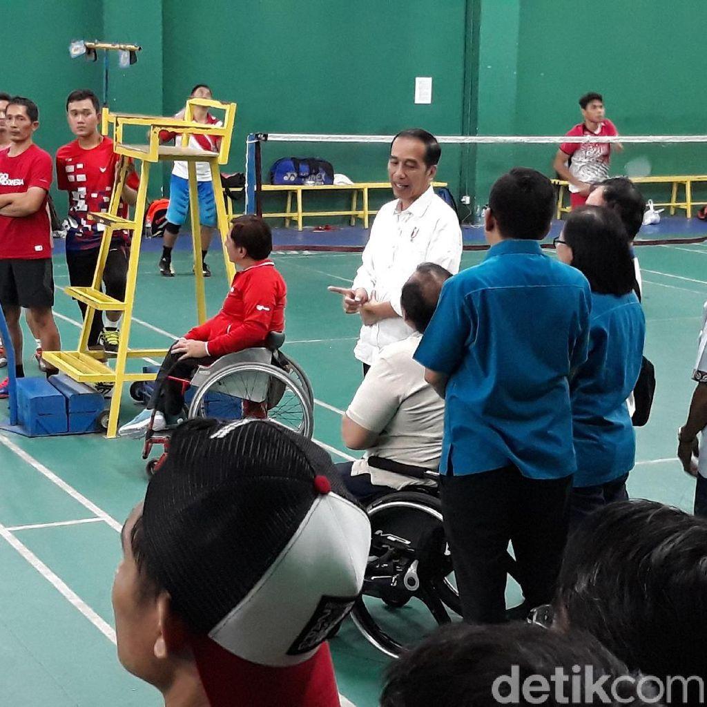 Bulutangkis Target Empat Emas di Asian Para Games
