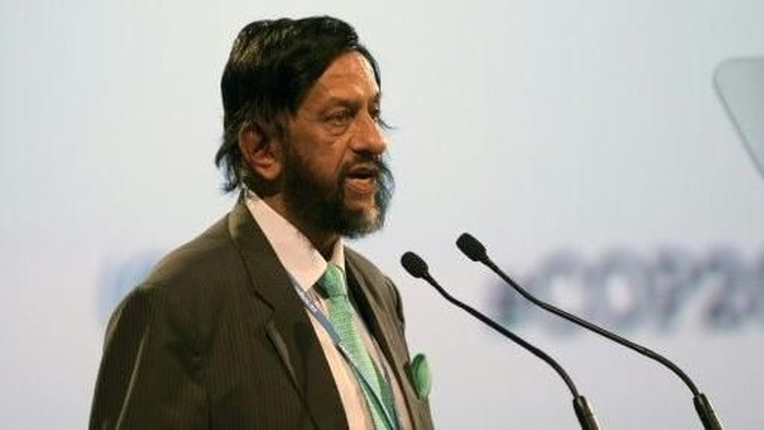 Mantan Ketua Panel Iklim Perserikatan Bangsa-bangsa (PBB) Rajendra Pachauri (Foto: dok. PBB)