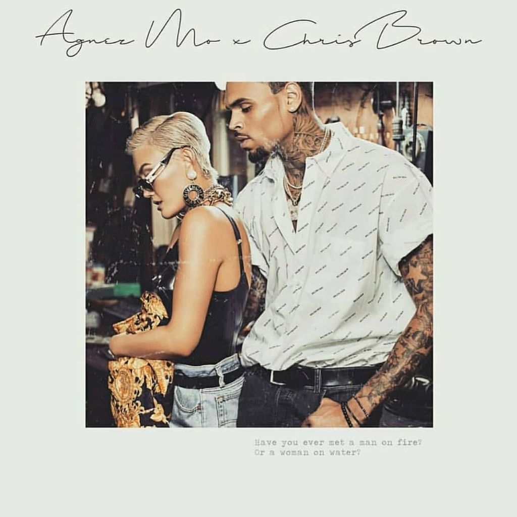 Duet Bareng Chris Brown, Ini Rahasia Sukses Agnez Mo