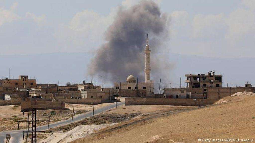 Jerman Bersedia Bantu Pembangunan Kembali Suriah