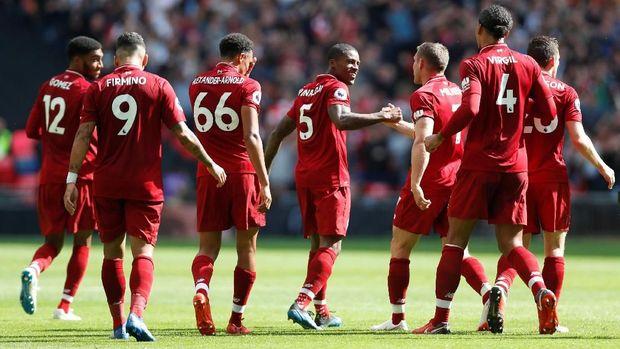 Liverpool bakal menjamu PSG di fase grup Liga Champions. (