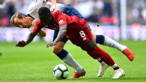 Kehadiran Naby Keita membuat persaingan di lini tengah Liverpool makin ketat.