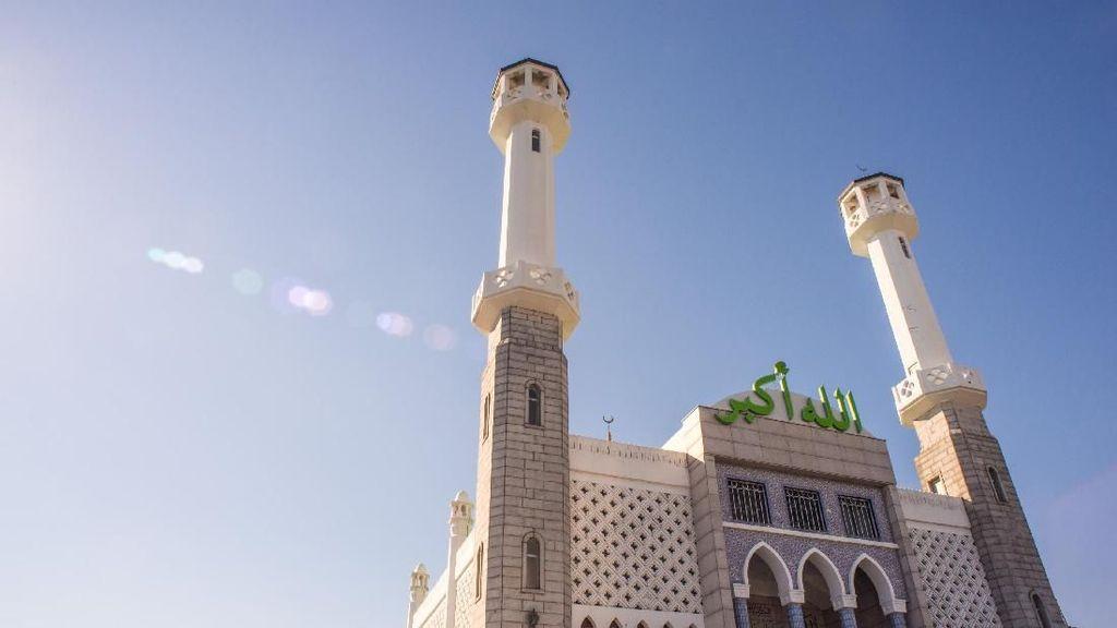 Halal Tour Korea: Masjid Itaewon Seoul