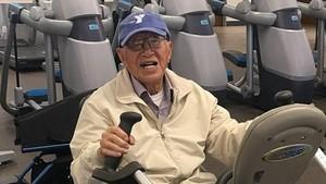 Kenalan dengan Pria 111 Tahun yang Masih Rajin Nge-gym