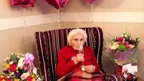 Nenek 105 Tahun Ungkap Rahasia Mengejutkan Bisa Panjang Umur